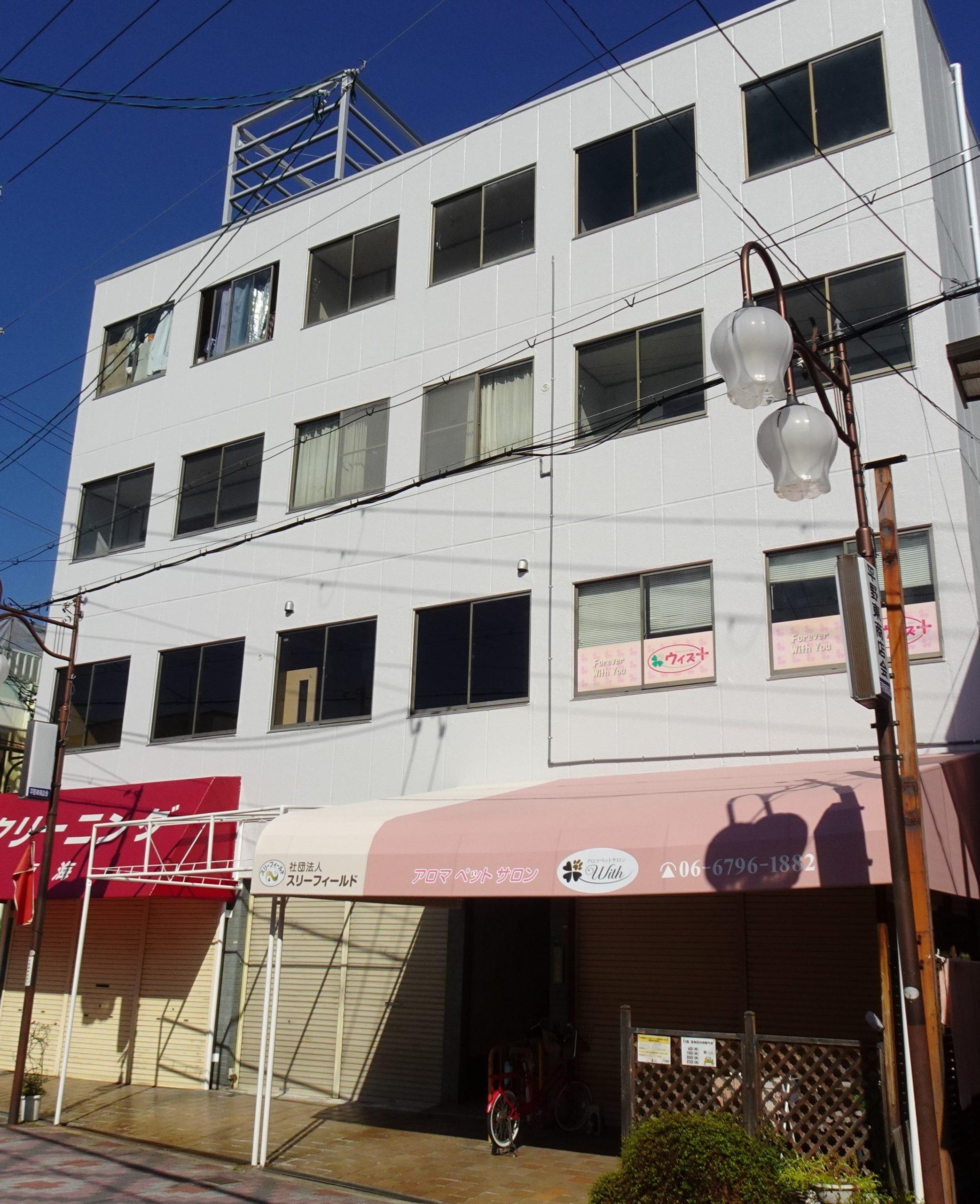 エコーハイツ平野東